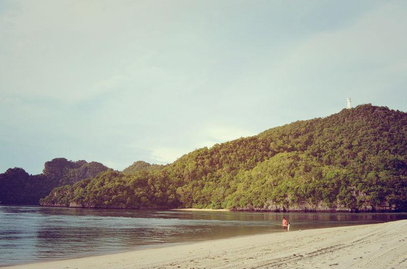 ランカウイ島 タンジュンルー