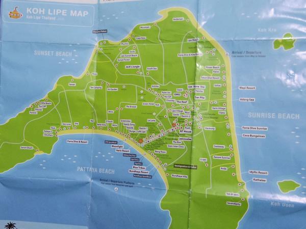 ランカウイ島からフェリーで国境超え。タイのリぺ島へ【子連れ旅行】