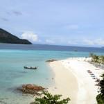 ランカウイ島からフェリーで国境超え!タイのリぺ島へ【子連れ旅行】