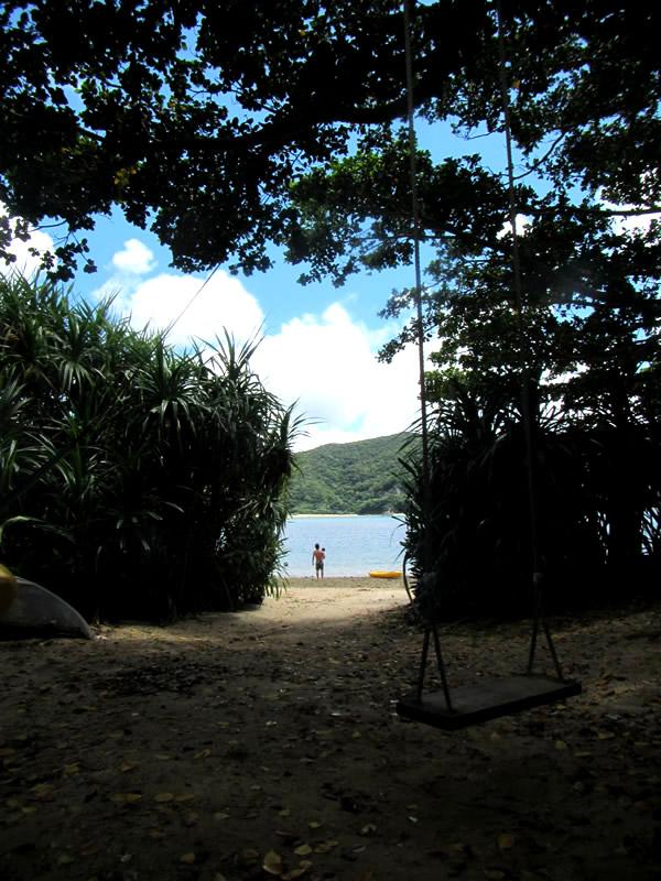 加計呂麻島のお勧め宿、5マイル