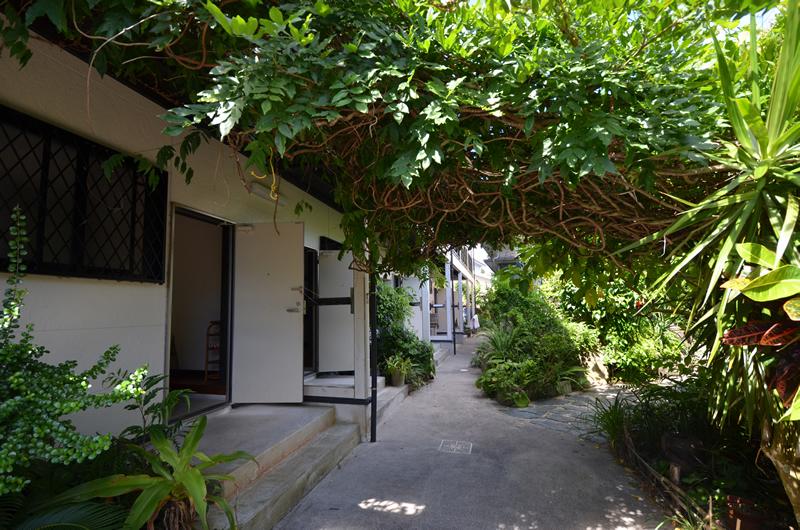 奄美大島・龍郷町の癒しの宿 さとの家へ