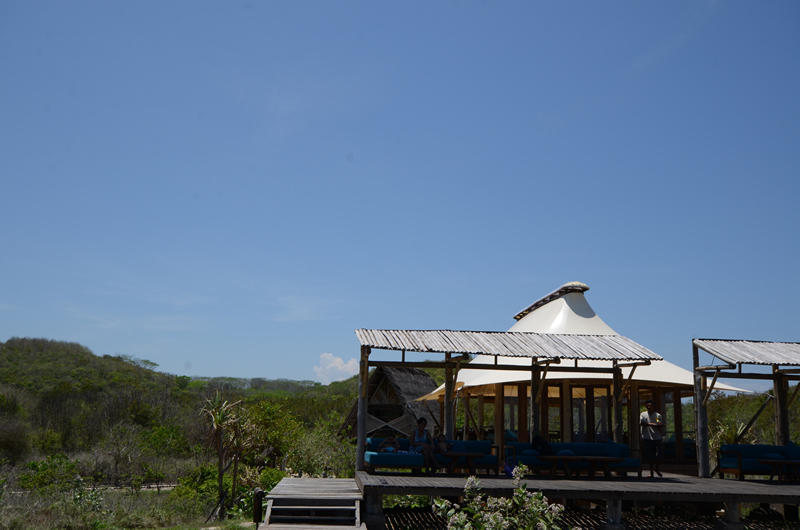 ロンボク島アイランドホッピングとピンクビーチ