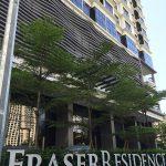 フレイザー レジデンス クアラルンプール (Fraser Residence Kuala Lumpur)