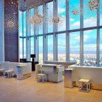 大阪マリオット都ホテル・あべのハルカスある天空のホテル