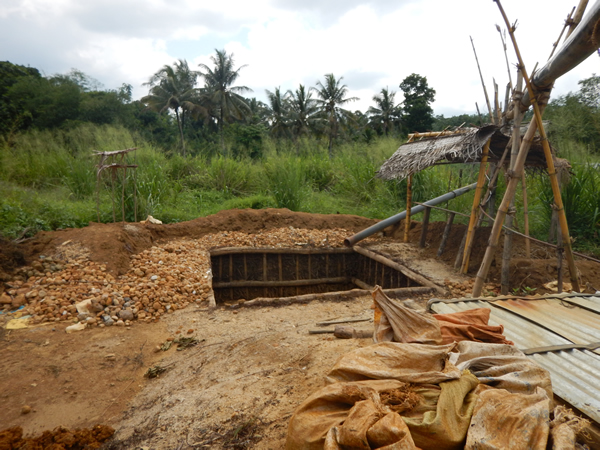 宝石採掘のラトゥナプラからスリランカ最南端のミリッサへ