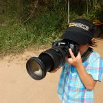 ウィルパットゥ国立公園でアフタヌーンサファリ