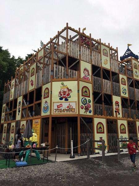 軽井沢おもちゃ王国【3世代家族旅行】
